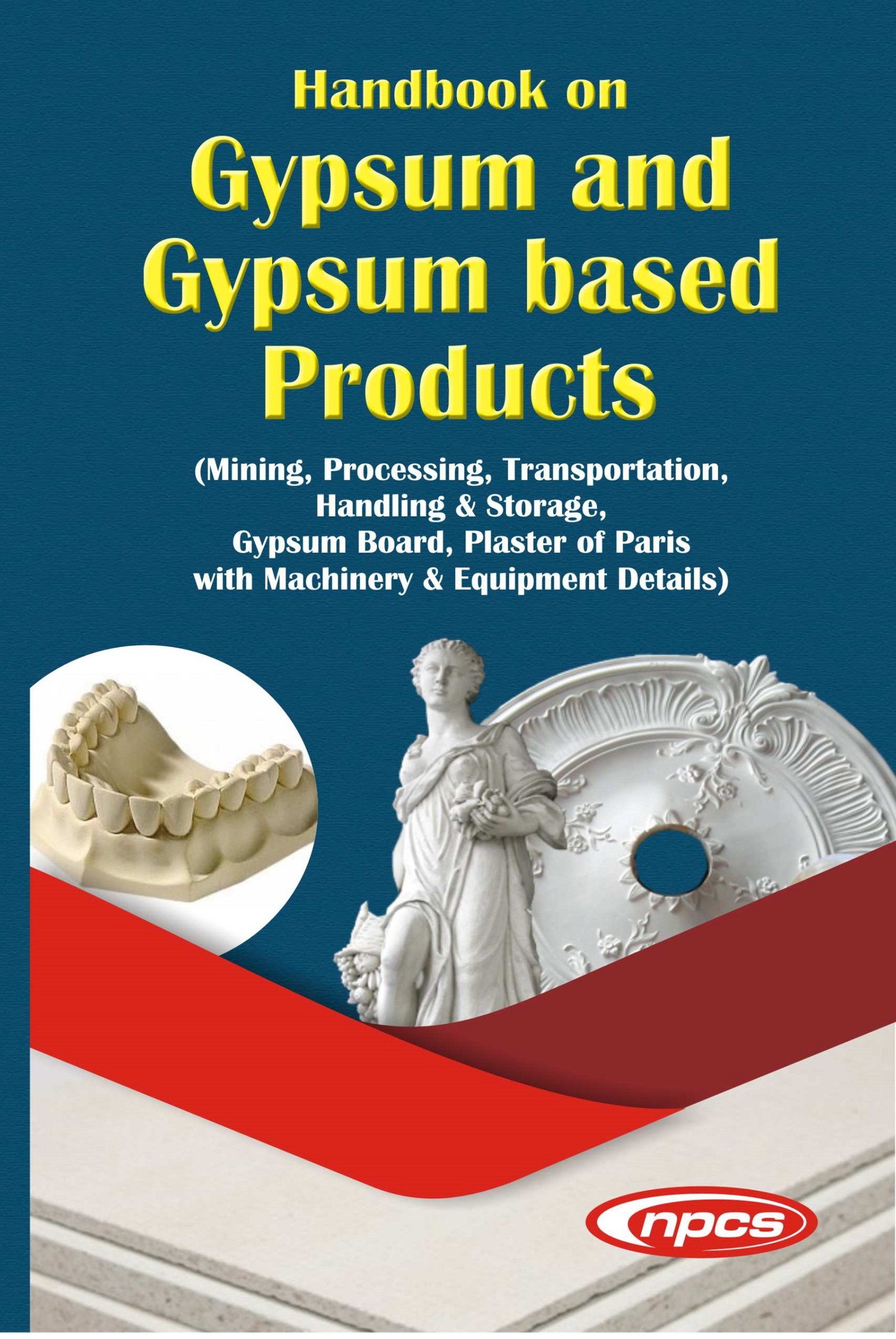 Buy Handbook on Gypsum and Gypsum Based Products