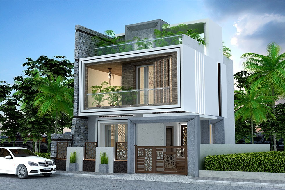 Pioneer Orion (4 BHK Bungalow With Construction Option)