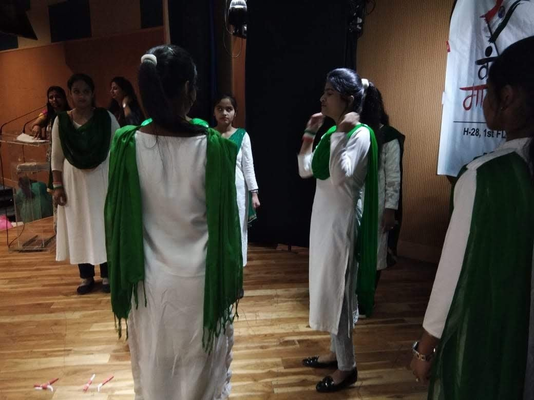 Donate For Cultural Programme in Delhi NCR India
