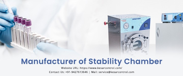 Kesar Control Systems-Top Manufacturer of Stability Chamber in India