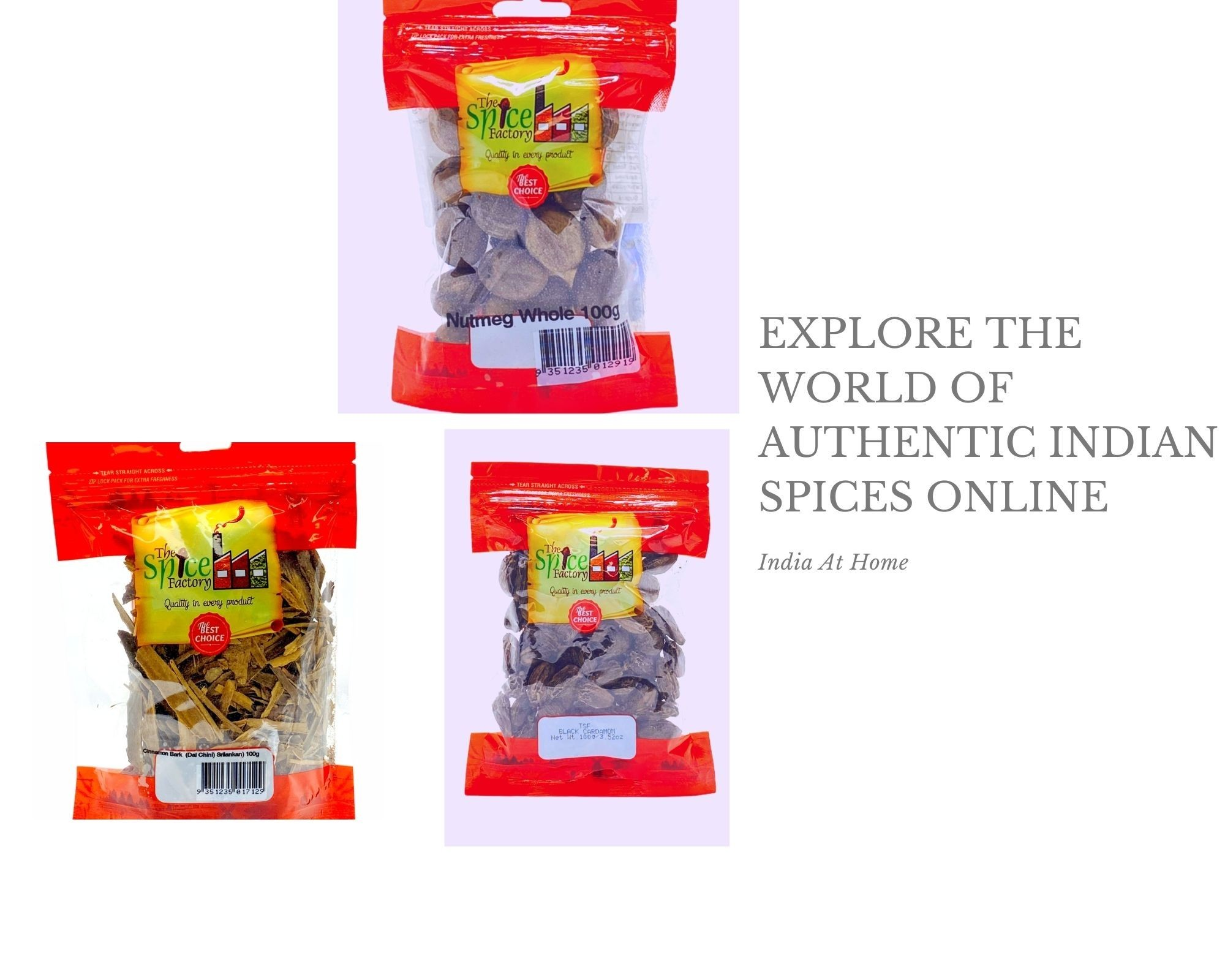 Explore the World of Authentic Indian Spices Online