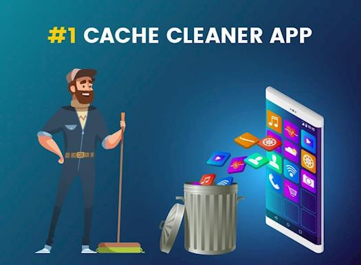 Best #1 Cache Cleaner App for Android Phone