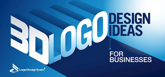 3D Logo Design Ideas For Businesses