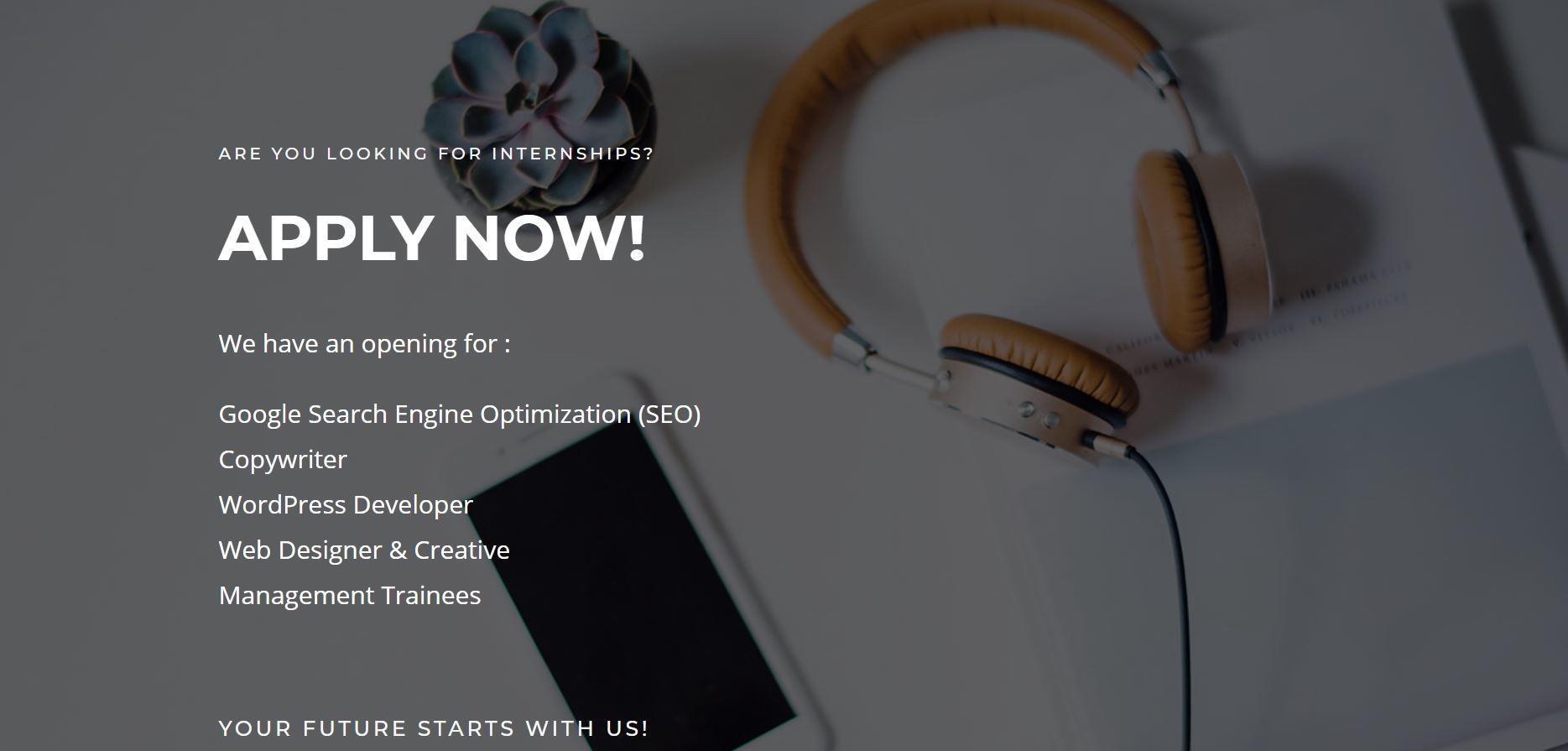 MVN Photo Studio Digital Marketing Internship (Virtual OJT)