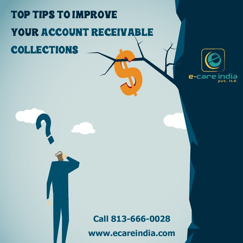 Top tips to improve your Account Receivable Management.
