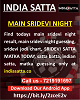 Main Sridevi Night Satta | India Satta