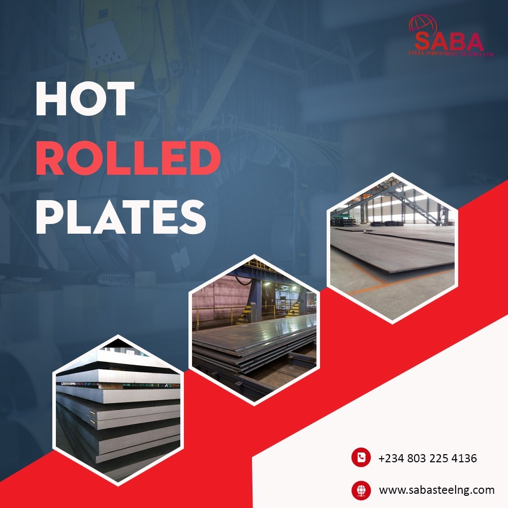 We are Top Provider of Hot Rolled Plates in Nigeria