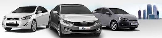 Used cars for sale in Korea