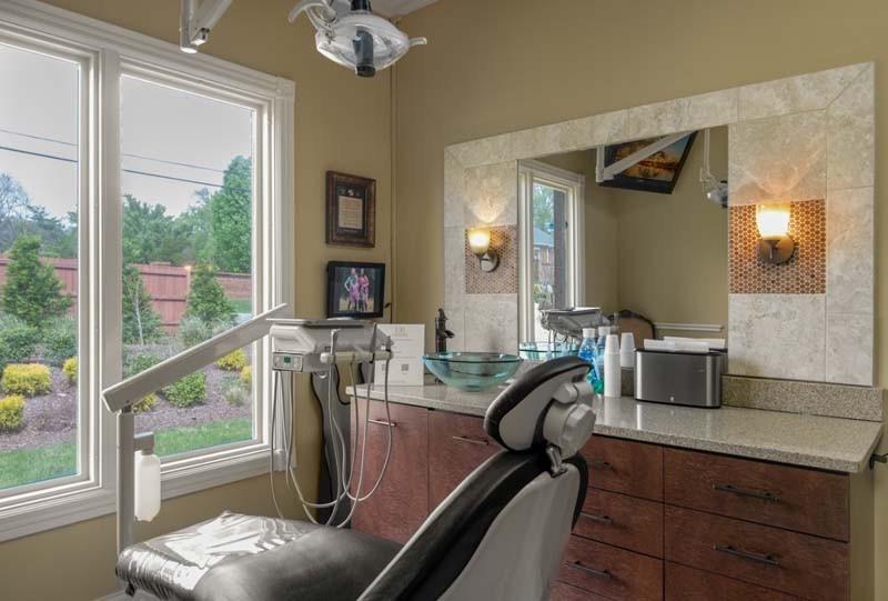 dentist in hermitage tn