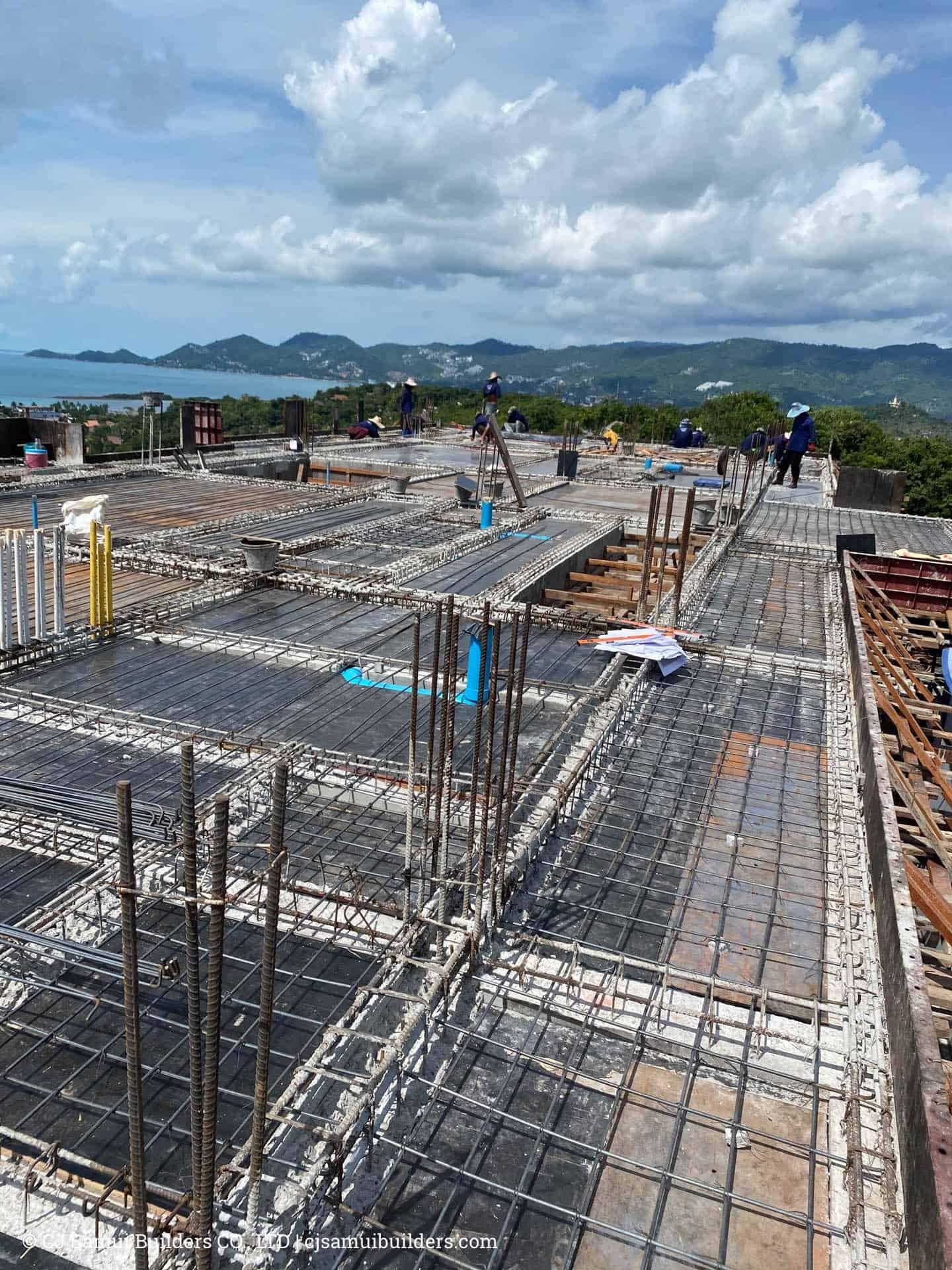 CJ Samui Builders Co., LTD