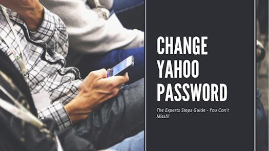 Ho do i Change Yahoo Account Password - Updated | You Must See!!!