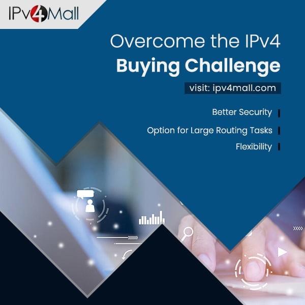 IPv4 Buying Challenge | IPv4 Address Blocks
