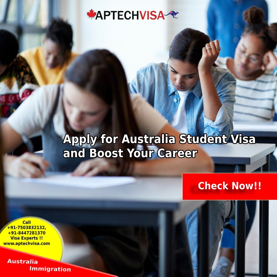 Apply for Australia Student Visa and Boost Your Career