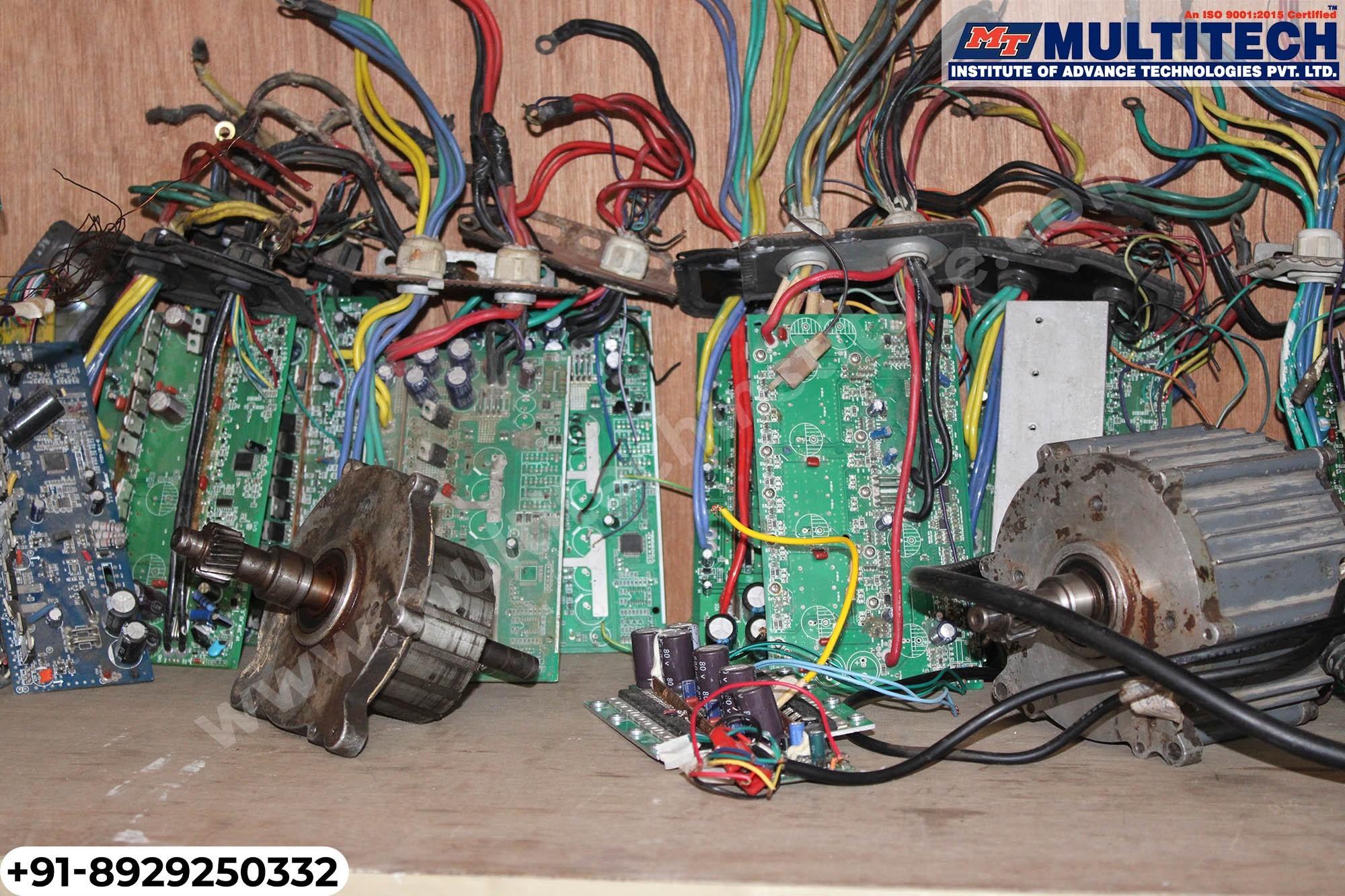 E - Vehicle Repairing Course In Delhi India