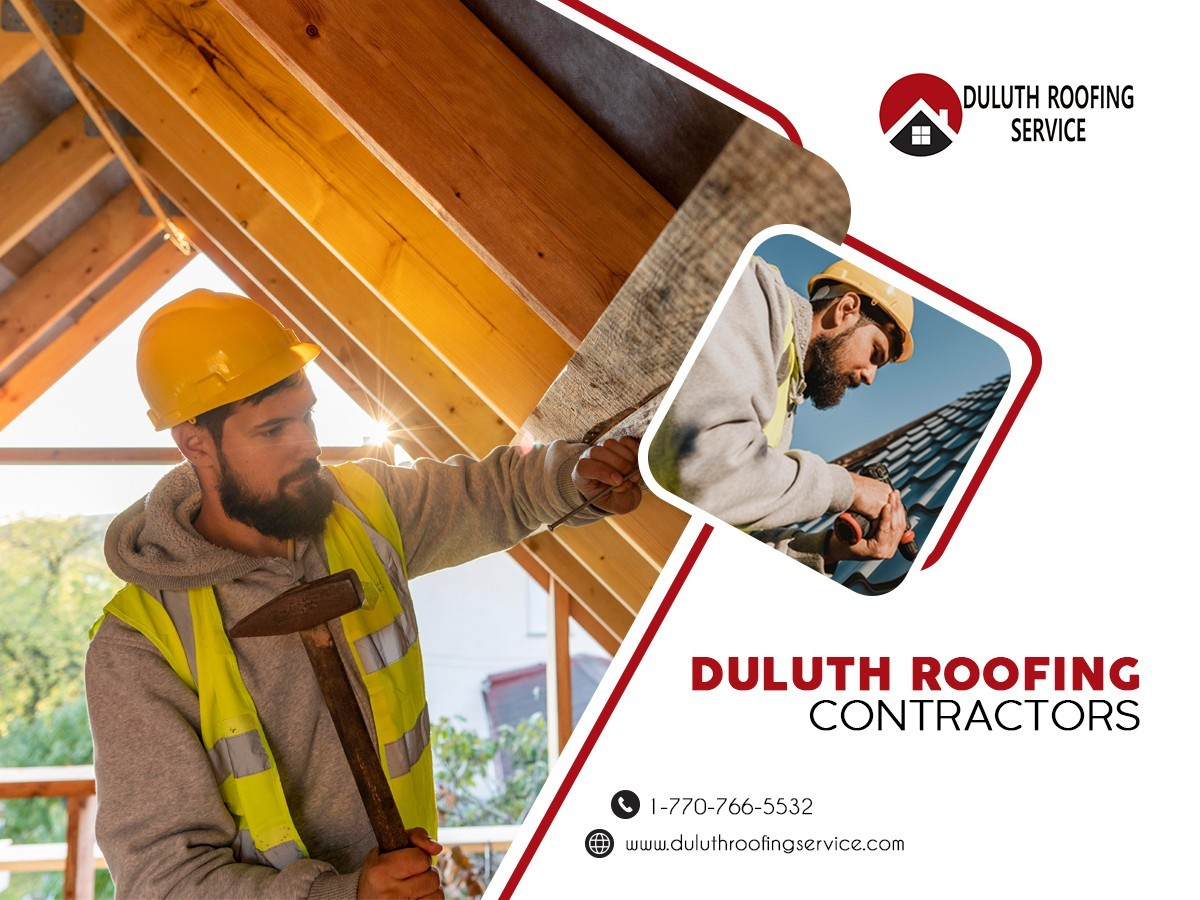 duluth roofing contractors