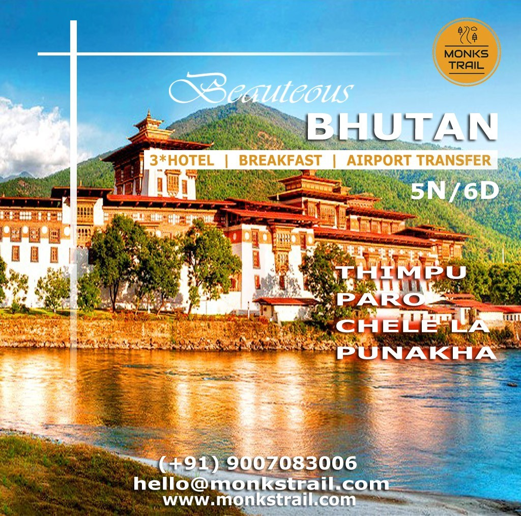 Bhutan Tour Package with Punakha