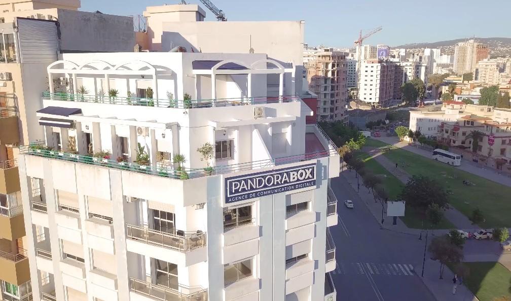 PandoraBox Communication location tanger maroc