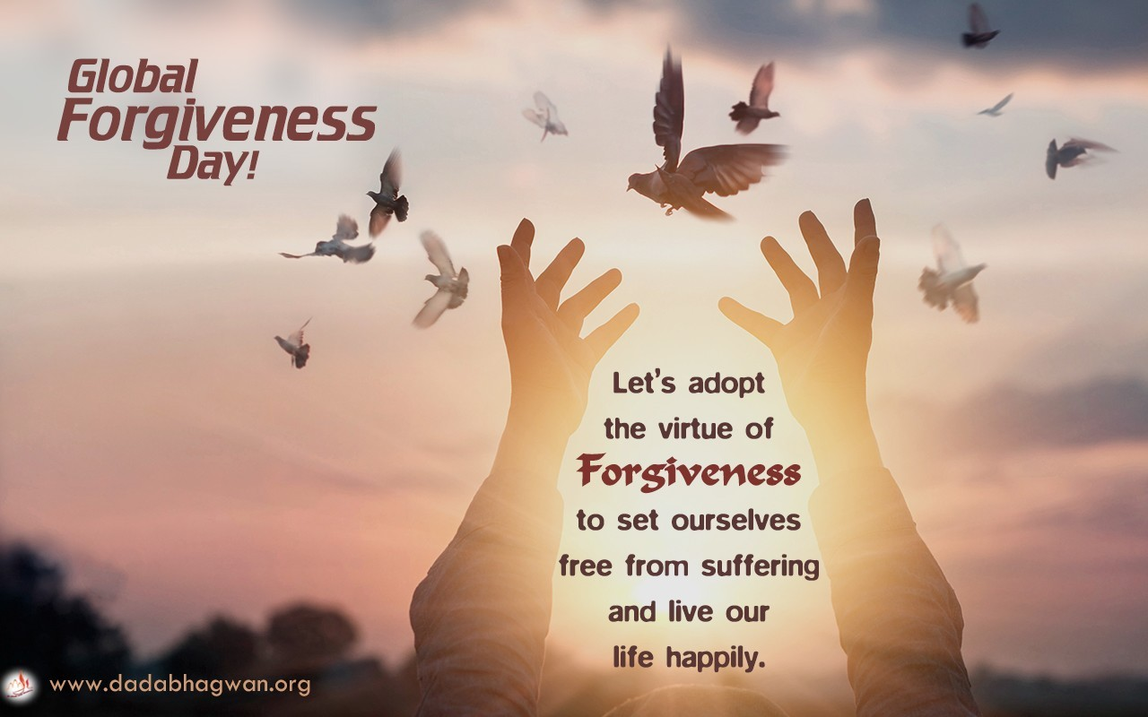 Global Forgiveness Day!