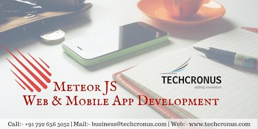 Meteor web App Development