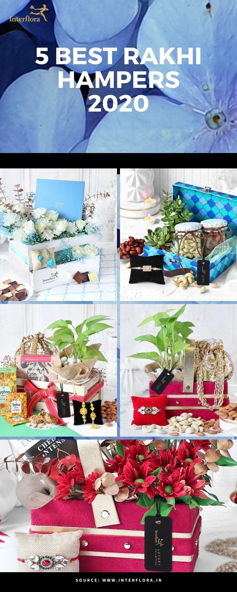 5 Best Rakhi Gift Hamper 2020