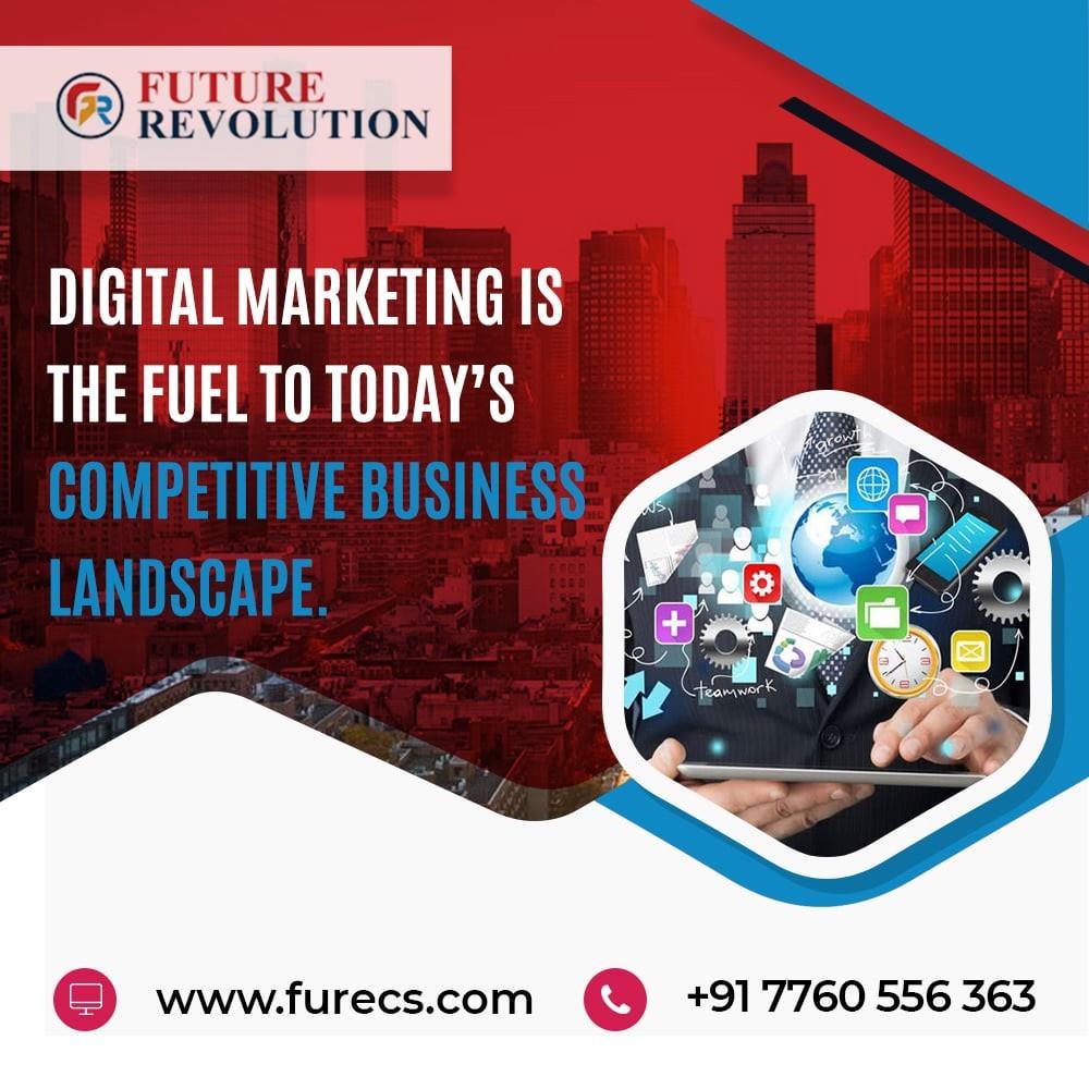 Digital Marketing - Future Revolution