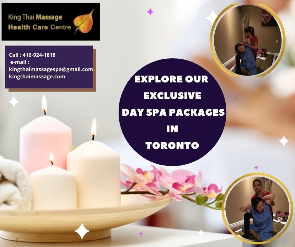Exclusive Day Spa In Toronto by King Thai Massage Health Care Center