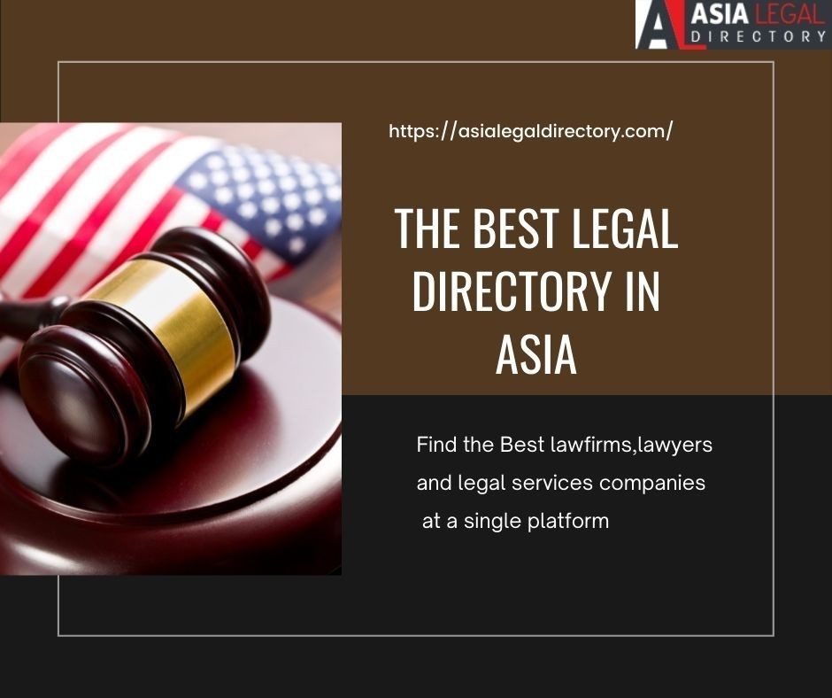 Best legal directory in Asia