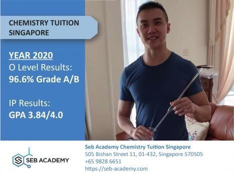 Seb Academy Chemistry Tuition Singapore