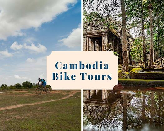 Cambodia Bike Tours