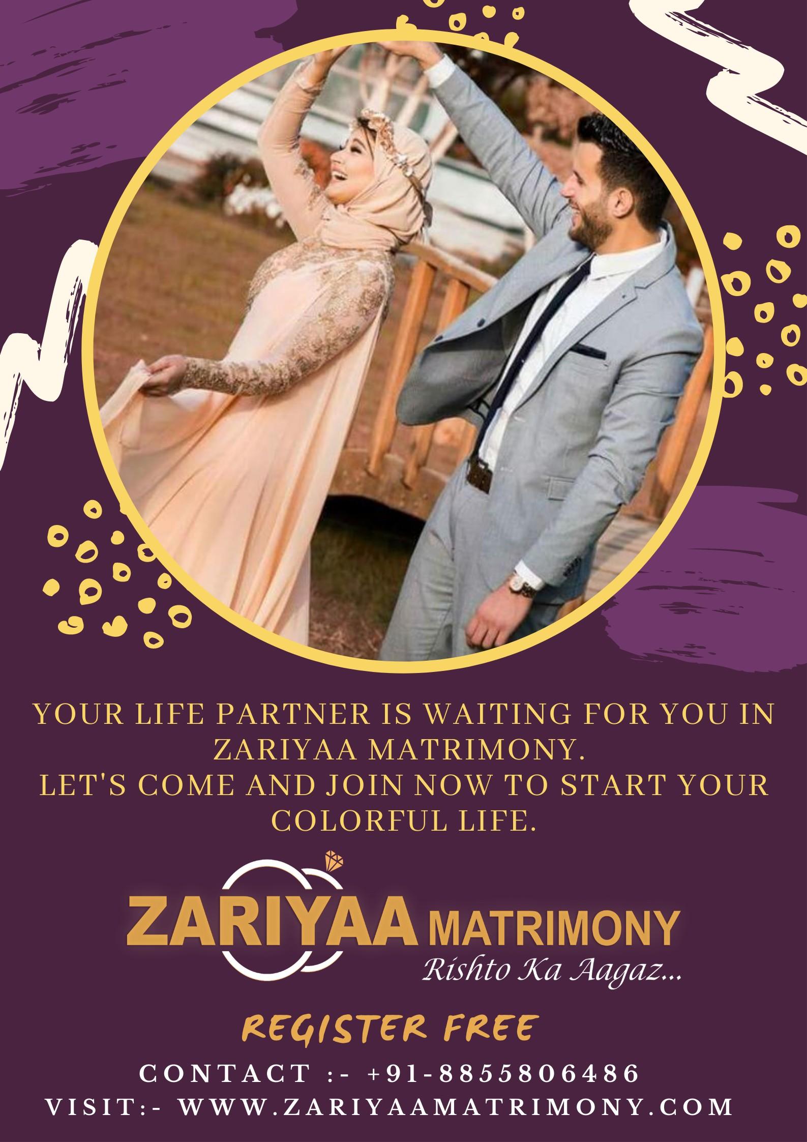 Zariyaa Matrimony - Best Muslim Matrimony in Pimpri-Chinchwad, Pune
