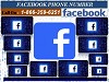 Use Facebook Phone Number 1-866-359-6251 to Resolution FB Hurdles