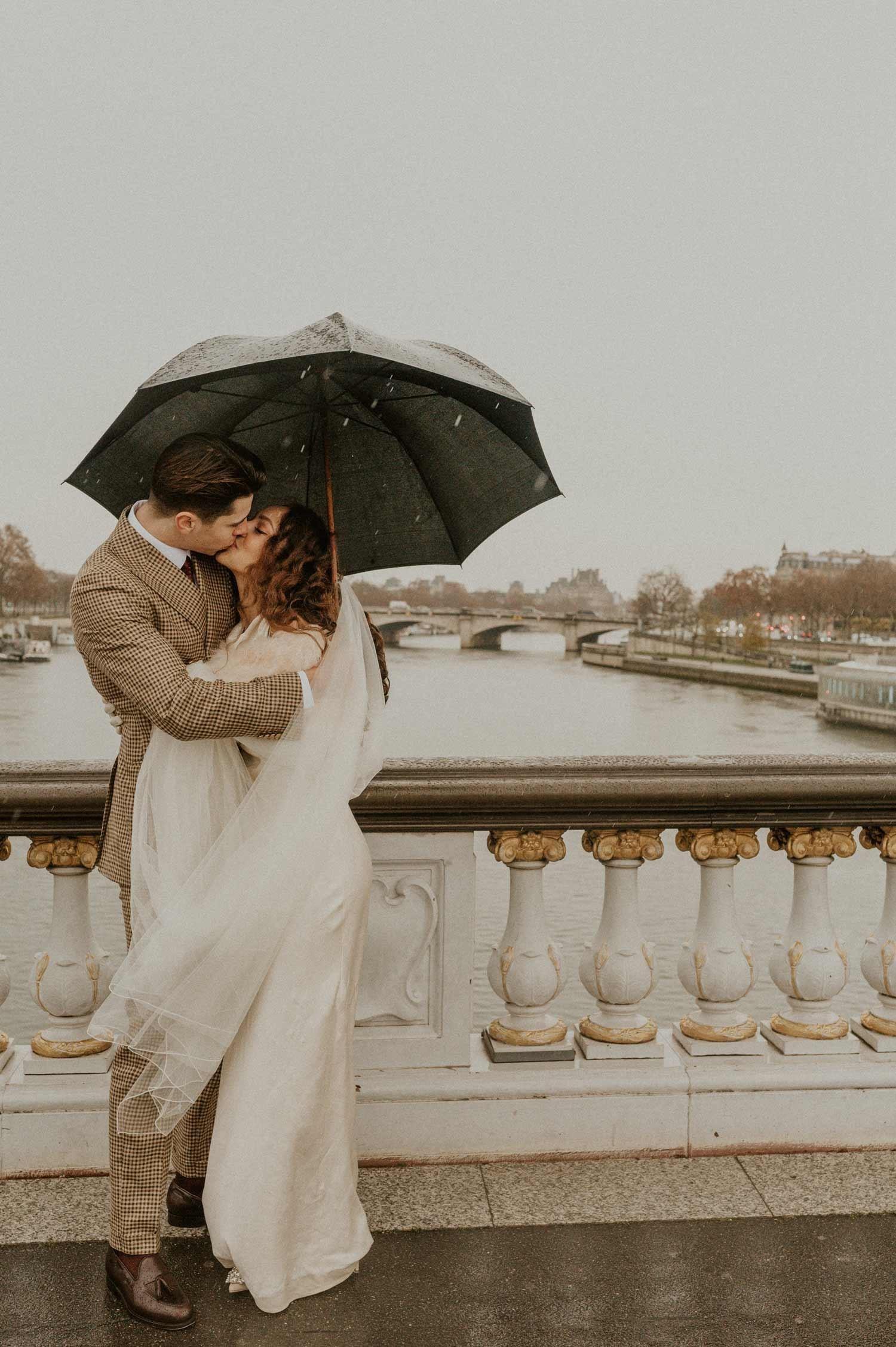 Best Elopement Packages Paris, France -Alyssa Belkaci Photography