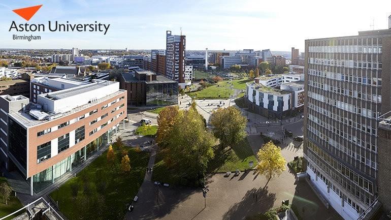 MBA Enterprise International Awards At Aston University, UK 2021-2022
