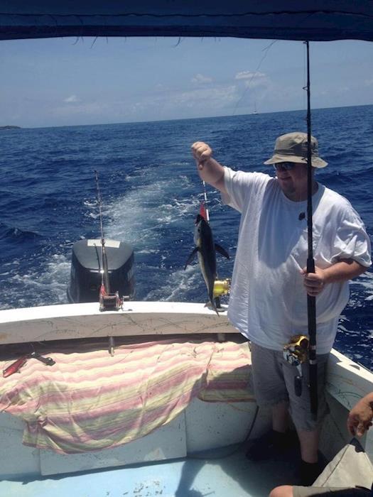 Roatan Fishing
