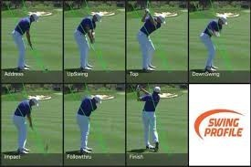 Create Your Golf Swing Sequence with Swing Profile App