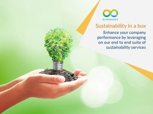 Susnomics Sustainability Solution