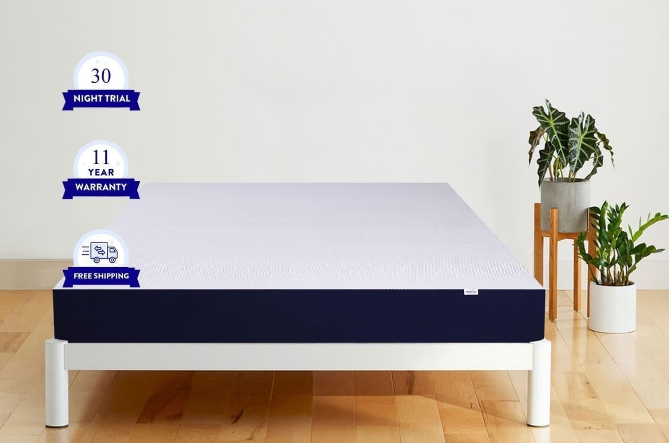 Buy Springtek Dual Comfort Mattress Online