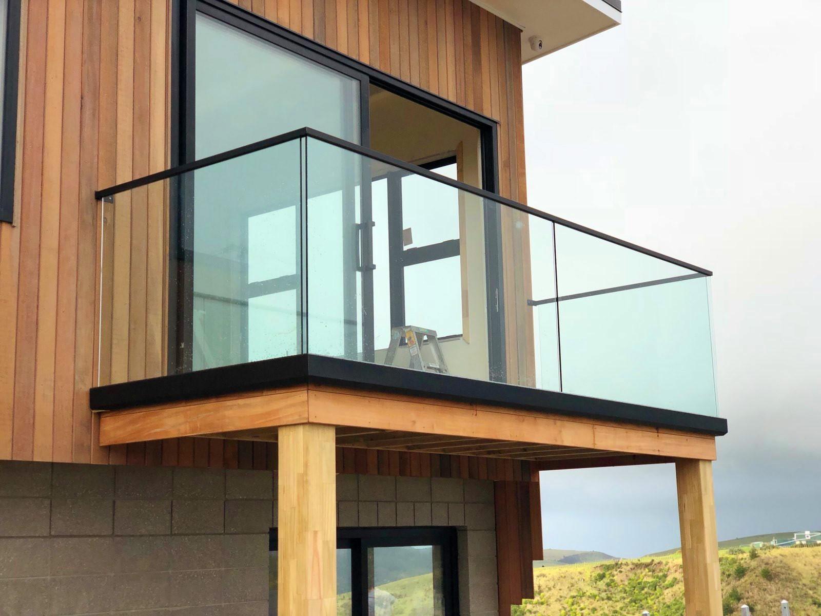 Glass Balustrade NZ