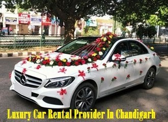 Luxury Car Rental Provider In Chandigarh At Thedreamcars