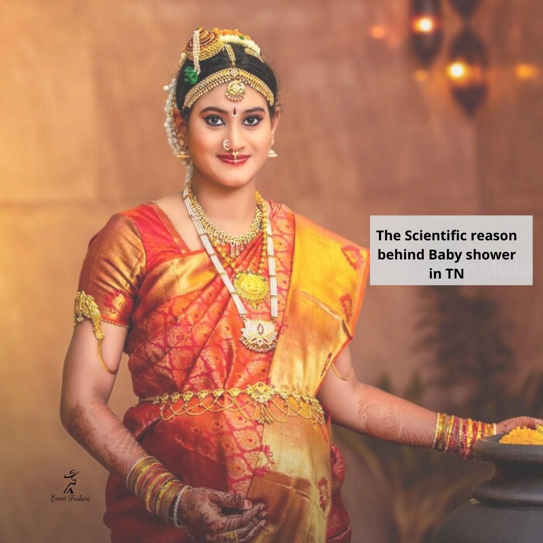 Baby Shower ceremony in Tamil Nadu