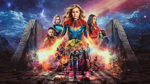 VER Vengadores: Endgame 2019 Película Completa Online En Espanol Latino Subtitulado