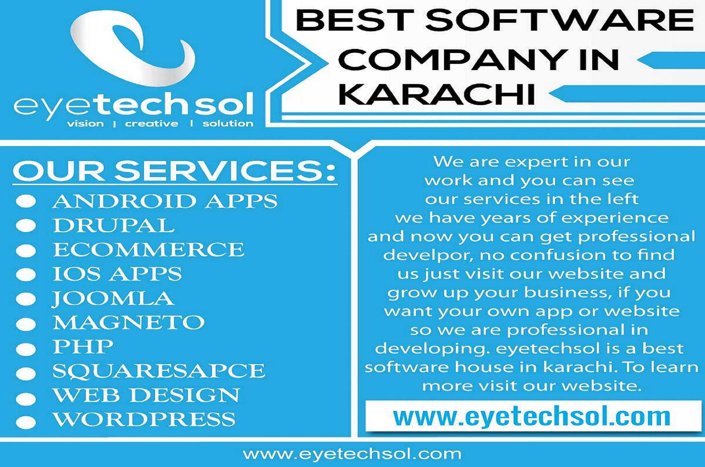 Best Software House in Karachi | Best Development Company in Karachi