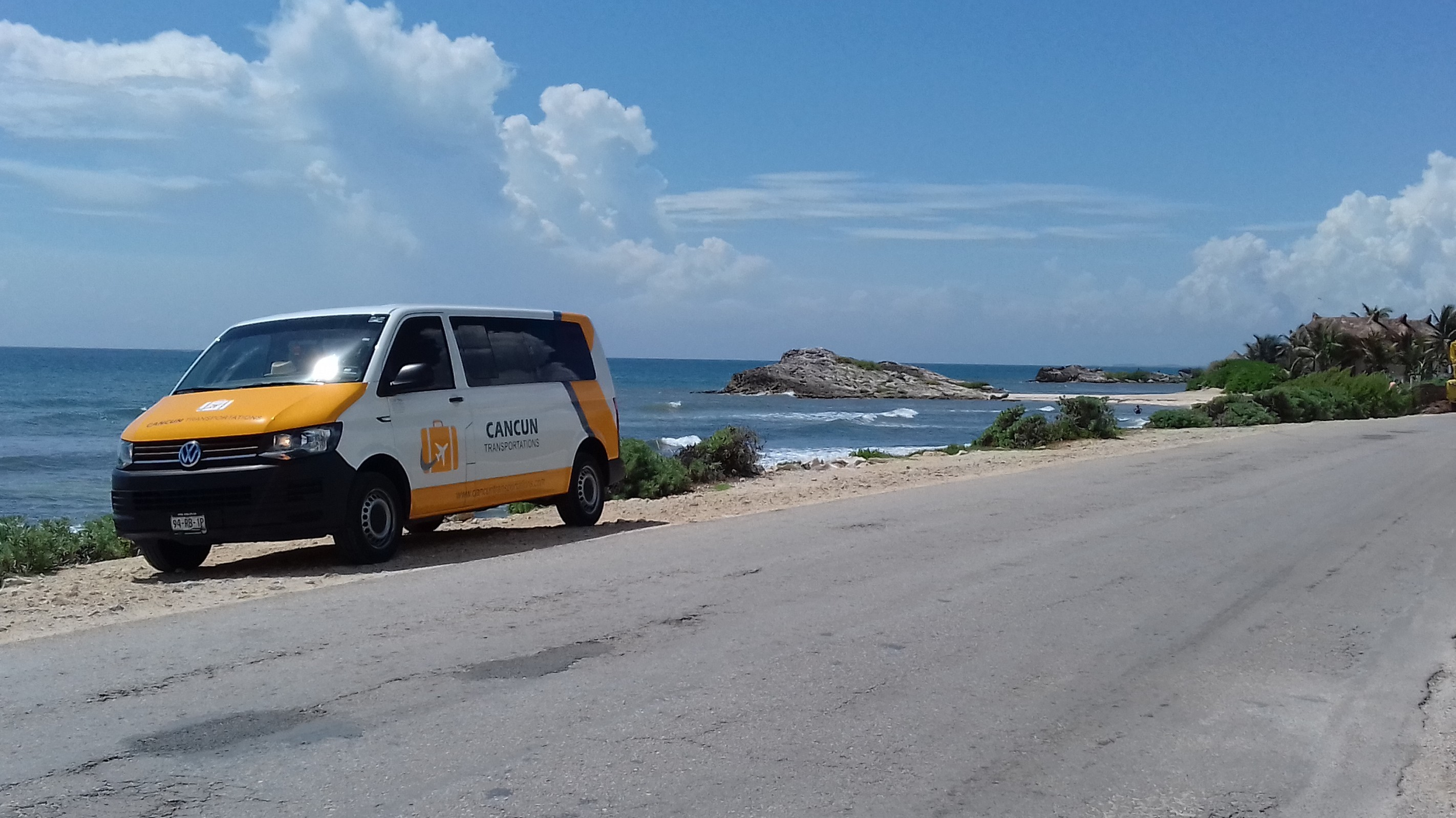 Transportacion Cancun