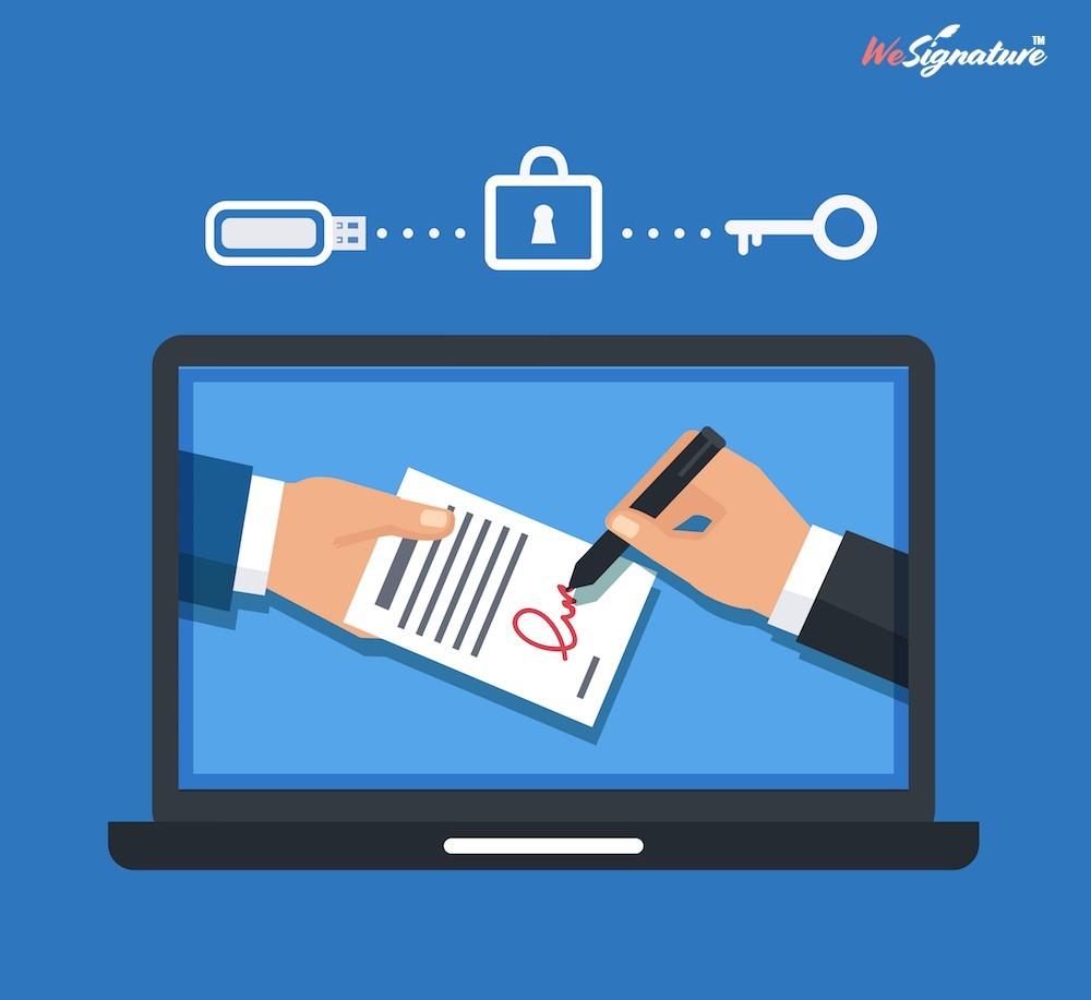 Online Electronic Signature Wesignature