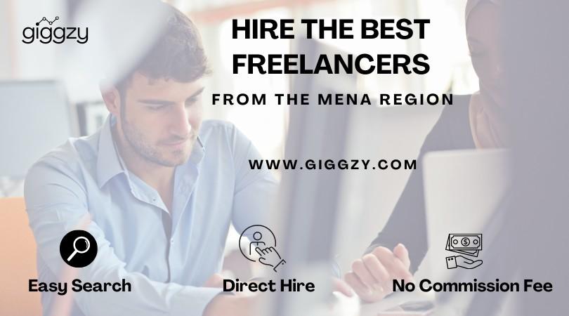 Find & Hire Talented Freelancers Online | Giggzy Freelance