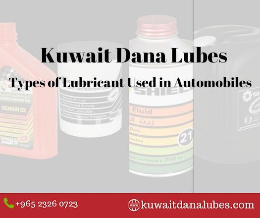 kuwait Dana Lubes