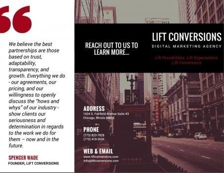 Lift Conversions