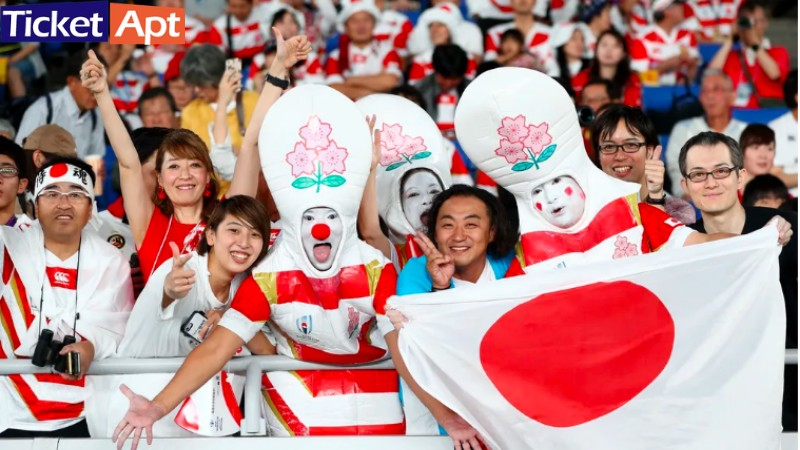 Asahi Breweries is joining in the Rugby World Cup 2023 as a global partner