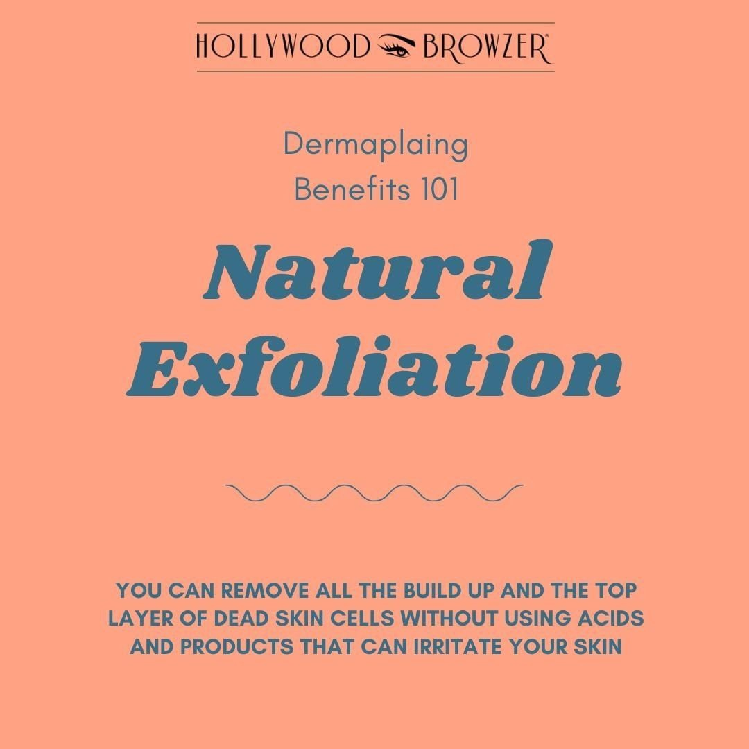 Try out At-Home Dermaplaning with The Hollywood Browzer