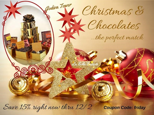 Xmas And Chocolates Plus Other Goodies ~ 15% Off!